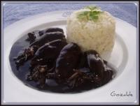 Chipirones con arroz