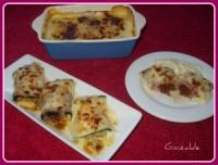Delicias de calabacín y berenjena