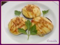 Berenjenas con camembert