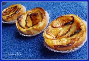 pastelitos manzana