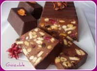 lingote chocolate