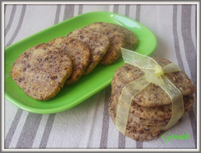 galletas 3 chocolates