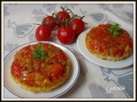 tarta tatin tomate