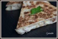 tortilla trigo bechamel