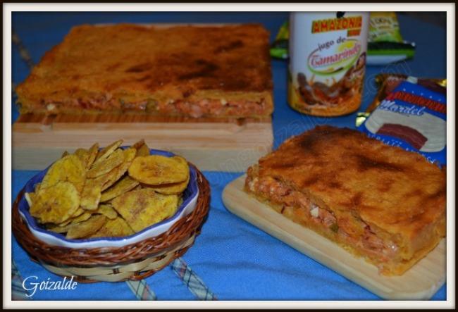 empanada maiz