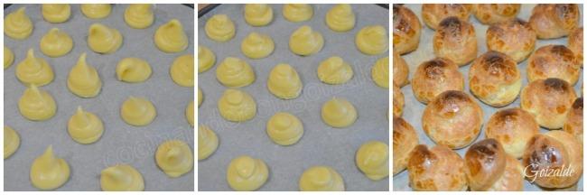 profiteroles crema castañas2