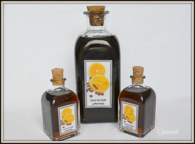 licor cafe naranja