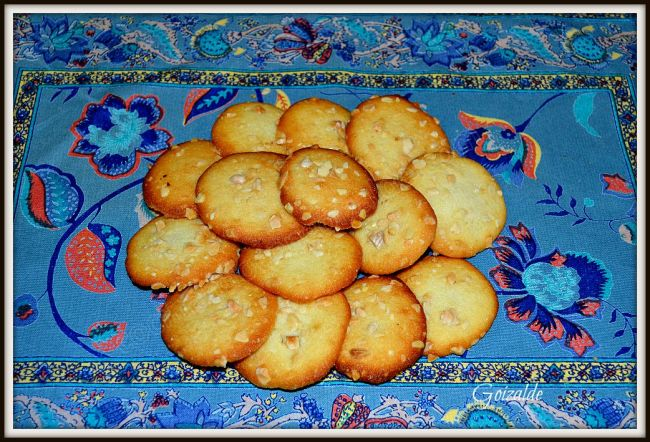 galletas almendra licor